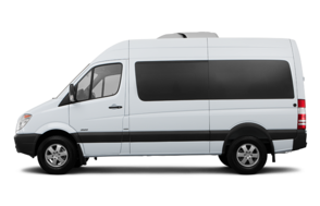 Mercedes-Benz Sprinter Combi 2500 2013