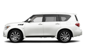 Infiniti QX80 2014 7 PLACES