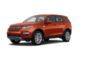 2018 Land Rover DISCOVERY SPORT 286hp HSE Luxury