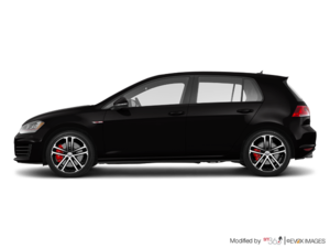 2017 Volkswagen Golf GTI 5-door