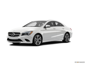 2016 Mercedes-Benz CLA250 Coupe