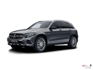 2017 Mercedes-Benz GLC43 AMG 4MATIC SUV