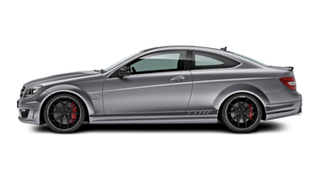 Mercedes-Benz C-Class Coupe 2014