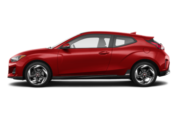 2019 Hyundai Veloster Turbo Tech w/Performance Package