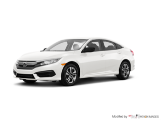 2018 Honda Civic Sedan DX