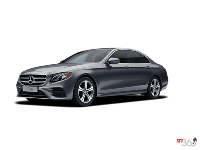 Mercedes-Benz E300 4MATIC Sedan 2017