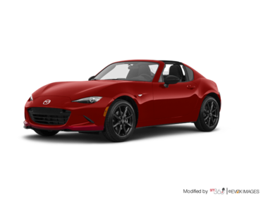 2017 Mazda MX-5 RF GS at
