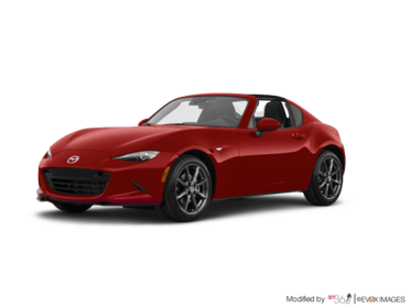 2017 Mazda MX-5 RF GT 6sp Tan Leather