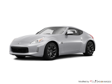 2017 Nissan 370Z Coupe 6sp