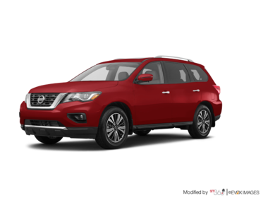 2018 Nissan Pathfinder SL Premium V6 4x4 at