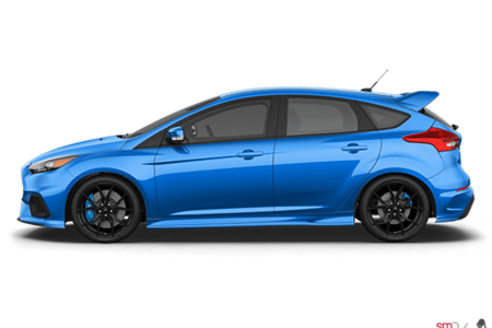 ford focus hatchback rs 2016 for sale bruce ford in middleton. Black Bedroom Furniture Sets. Home Design Ideas