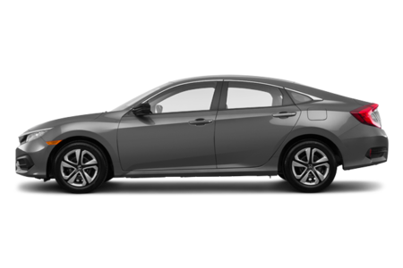 Honda Civic Sedan DX 2016