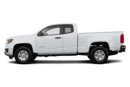 Chevrolet Colorado BASE 2017