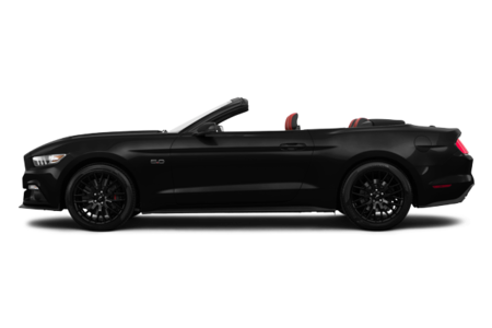 Ford Mustang Convertible GT Premium 2017