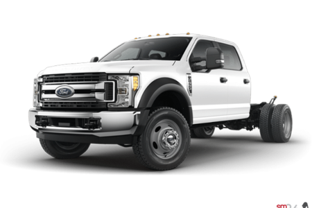 Ford Chassis Cab F-450 XLT 2018