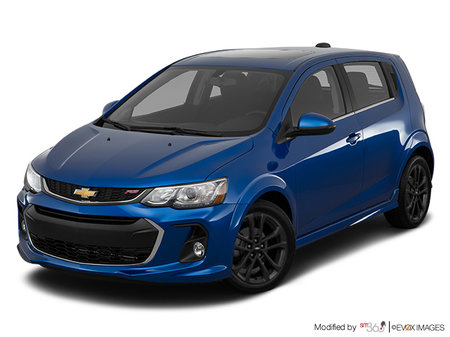 Chevrolet Sonic Hatchback PREMIER 2017 - photo 2