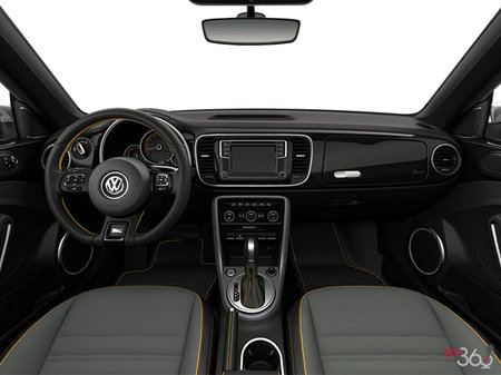Volkswagen Beetle décapotable DUNE 2017 - photo 4