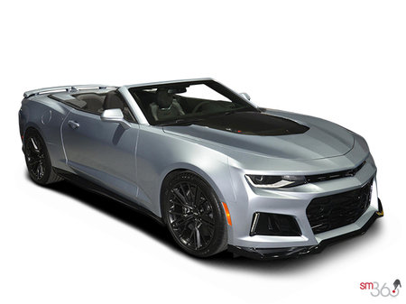 Chevrolet Camaro convertible ZL1 2018 - photo 2