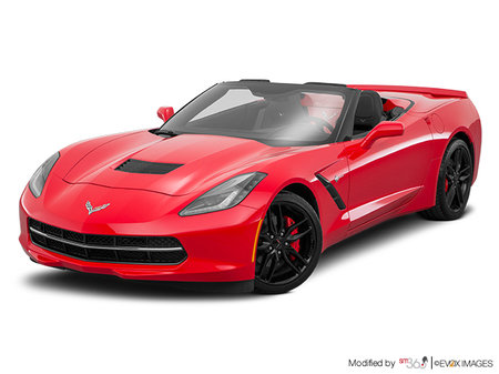 Chevrolet Corvette Convertible Stingray Z51 1LT 2018 - photo 3