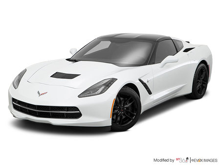 Chevrolet Corvette Coupé Stingray Z51 3LT 2018 - photo 2