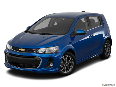 Chevrolet Sonic Hatchback LT  2018 - photo 2