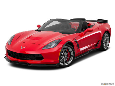 Chevrolet Corvette Convertible Grand Sport 2LT 2018 - photo 3