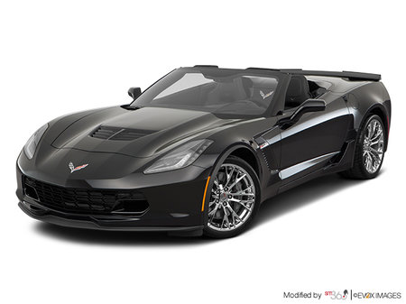Chevrolet Corvette Cabriolet Z06 1LZ 2018 - photo 3
