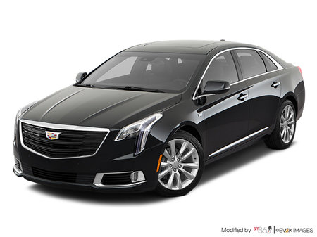 Cadillac XTS PLATINUM V-SPORT BITURBO 2019 - photo 1