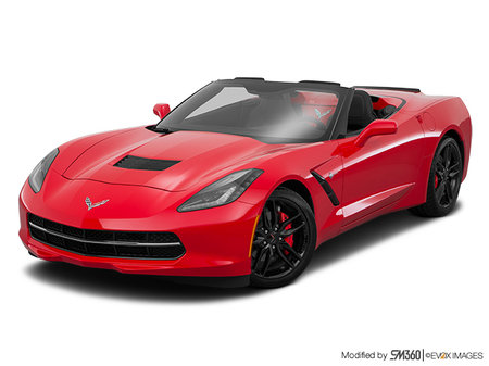 Chevrolet Corvette Convertible Stingray 1LT 2019 - photo 3