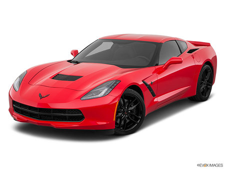 Chevrolet Corvette Coupé Stingray Z51 3LT 2019 - photo 2