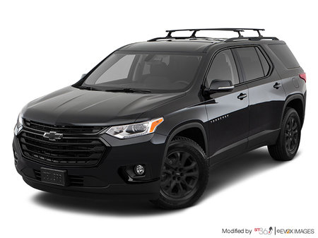 Chevrolet Traverse RS 2019 - photo 1