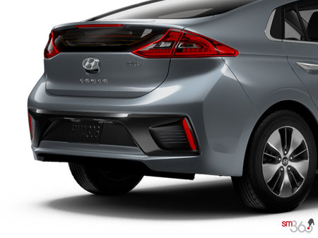 Hyundai Ioniq Électrique Plus Preferred 2019 - photo 4