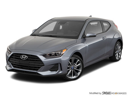 Hyundai Veloster BASE 2019 - photo 1