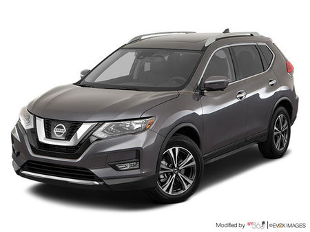 Nissan Rogue SV 2019 - photo 1