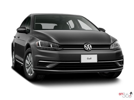 Volkswagen Golf 5-door COMFORTLINE 2019 - photo 1