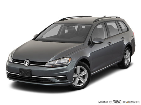 Volkswagen Golf SportWagen COMFORTLINE 2019 - photo 2