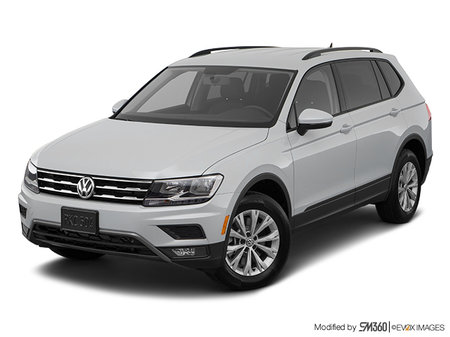 Volkswagen Tiguan TRENDLINE 2019 - photo 2