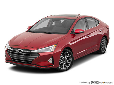 Hyundai Elantra LUXURY 2020 - photo 1