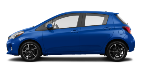 Toyota Yaris Hatchback  2016