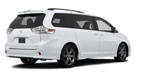 2015 toyota sienna se 8 pass mendes toyota in ottawa. Black Bedroom Furniture Sets. Home Design Ideas