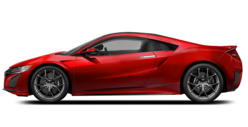 Acura NSX BASE 2017