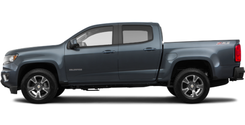 chevrolet colorado z71 2016 for sale in montreal gravel. Black Bedroom Furniture Sets. Home Design Ideas