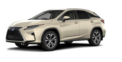 2016 Lexus RX 350 for sale in Montreal