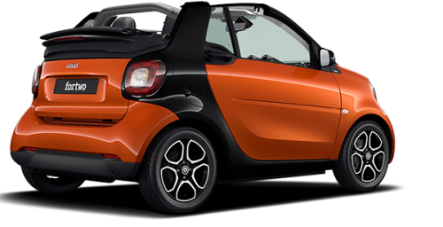 smart fortwo cabriolet prime 2016 groupe mierins en ontario. Black Bedroom Furniture Sets. Home Design Ideas