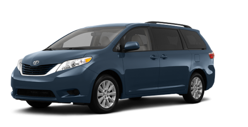 Toyota Sienna LE AWD 7-PASS 2016