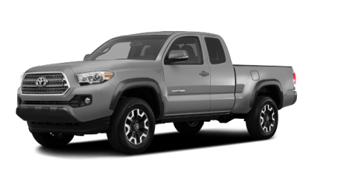 Toyota Tacoma 4x4 ACCES CAB V6 TRD OFFROAD 2016