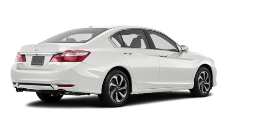 Honda Accord Berline EX-L V6 2017