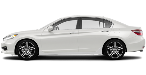 Honda Accord Sedan TOURING V-6 2017