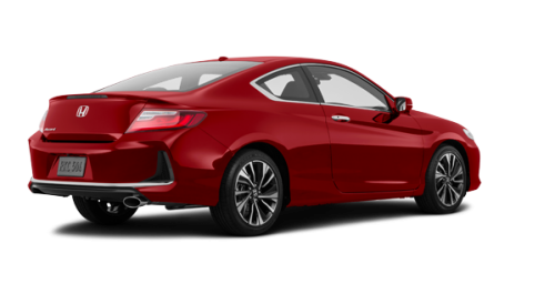 Honda Accord Coupe EX 2017
