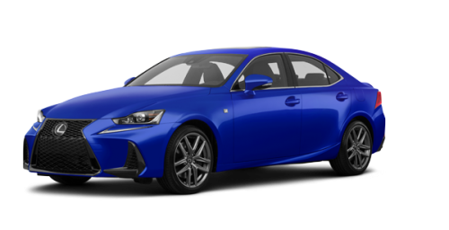 Lexus IS F SPORT 2017